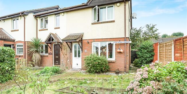 Guide Price £250,000, 3 Bedroom End of Terrace House For Sale in Locks Heath, SO31