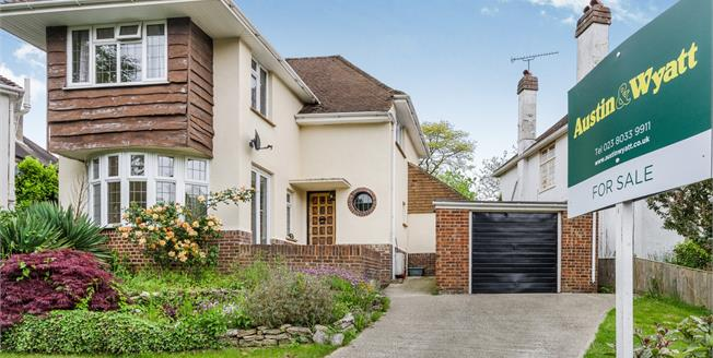 Asking Price £350,000, 3 Bedroom For Sale in Southampton, SO16