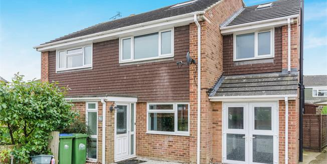 Asking Price £400,000, 4 Bedroom Semi Detached House For Sale in Southampton, SO15