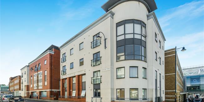 Asking Price £210,000, 2 Bedroom Flat For Sale in Southampton, SO14