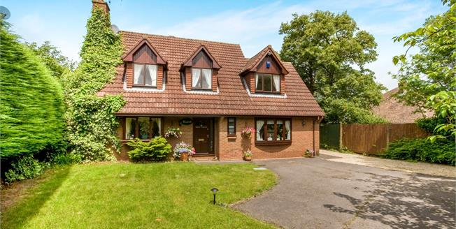Guide Price £600,000, 4 Bedroom Detached House For Sale in Chineham, RG24