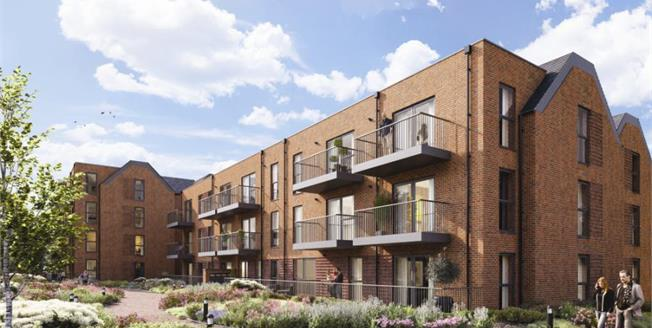 Asking Price £209,995, 1 Bedroom Flat For Sale in Hook, RG27