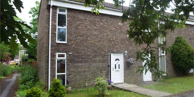 Asking Price £325,000, 3 Bedroom End of Terrace House For Sale in Bracknell, RG12