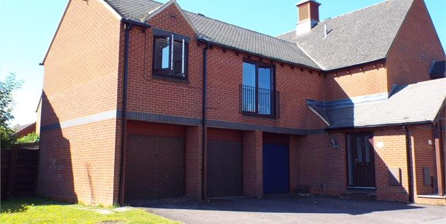 Guide Price £330,000, 2 Bedroom Maisonette For Sale in Warfield, RG42