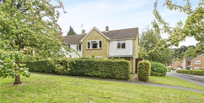 Offers in excess of £425,000, 4 Bedroom Semi Detached House For Sale in Bracknell, RG12