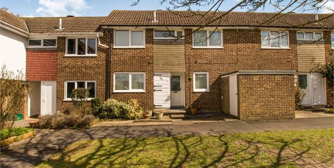 Offers in excess of £315,000, 4 Bedroom Terraced For Sale in Bracknell, RG12