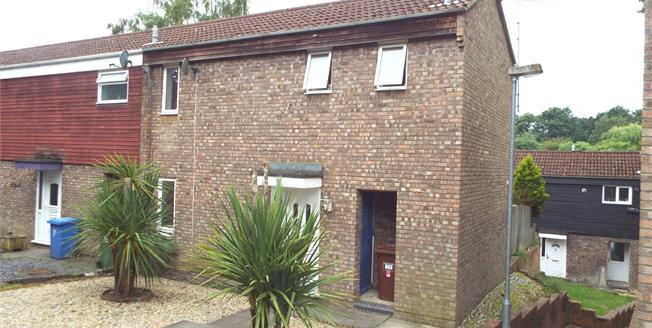 Asking Price £300,000, 2 Bedroom End of Terrace House For Sale in Bracknell, RG12