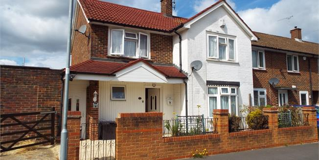 Offers in excess of £350,000, 4 Bedroom Semi Detached House For Sale in Bracknell, RG12