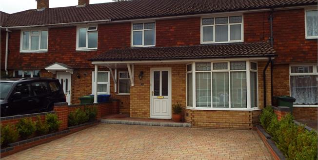 Guide Price £350,000, 3 Bedroom Terraced House For Sale in Bracknell, RG42