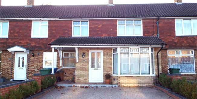 Guide Price £340,000, 3 Bedroom Terraced House For Sale in Bracknell, RG42
