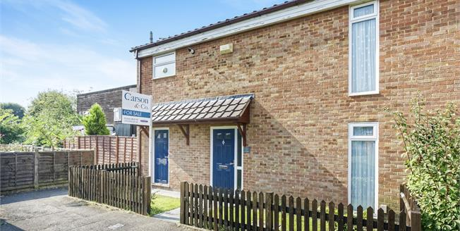 Offers in excess of £330,000, 3 Bedroom Semi Detached House For Sale in Bracknell, RG12