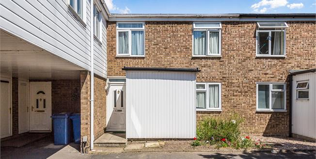 Offers in excess of £325,000, 4 Bedroom Terraced House For Sale in Bracknell, RG12