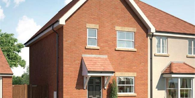 Price on Application, 3 Bedroom Semi Detached House For Sale in London Road, RG42