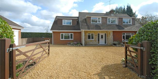 Asking Price £685,000, 6 Bedroom Detached House For Sale in Heckfield, RG27