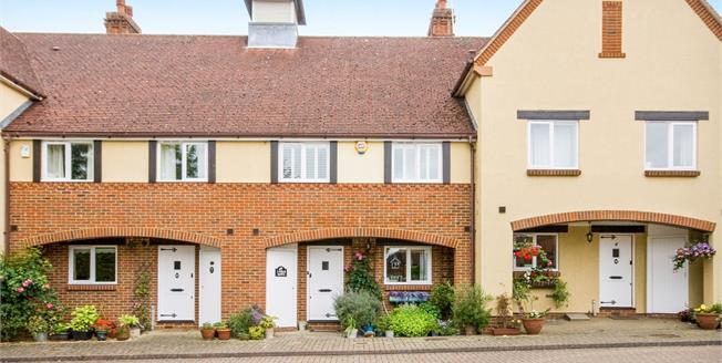 Guide Price £500,000, 4 Bedroom Terraced House For Sale in North Warnborough, RG29