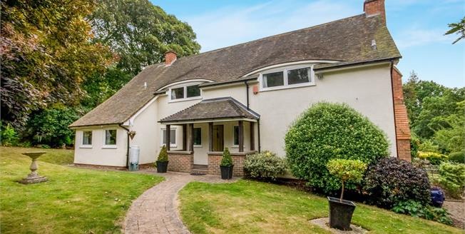 Guide Price £650,000, 5 Bedroom Detached House For Sale in Nately Scures, RG27