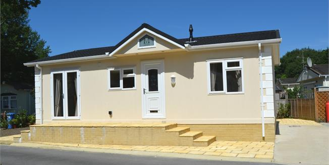 Guide Price £190,000, 2 Bedroom Detached House For Sale in Hook Common, RG27
