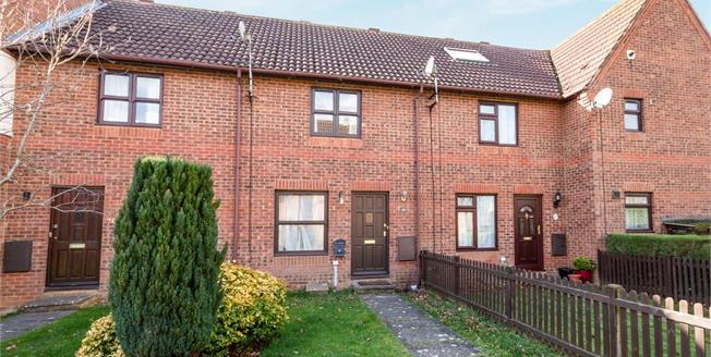 Guide Price £285,000, 2 Bedroom Terraced House For Sale in Hook, RG27