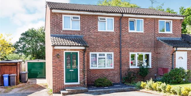 Asking Price £325,000, 3 Bedroom Semi Detached House For Sale in Hook, RG27