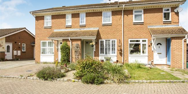 Offers in excess of £300,000, 2 Bedroom Terraced House For Sale in Lightwater, GU18