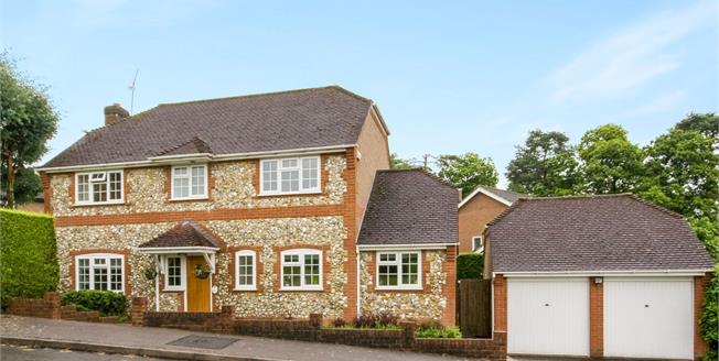 Offers in excess of £675,000, 4 Bedroom Detached House For Sale in Lightwater, GU18