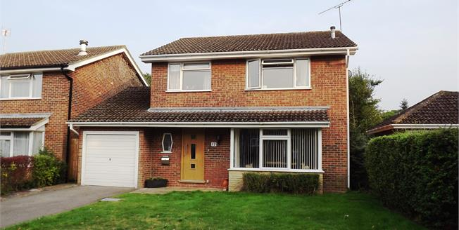 Offers in excess of £560,000, 4 Bedroom Detached House For Sale in Lightwater, GU18