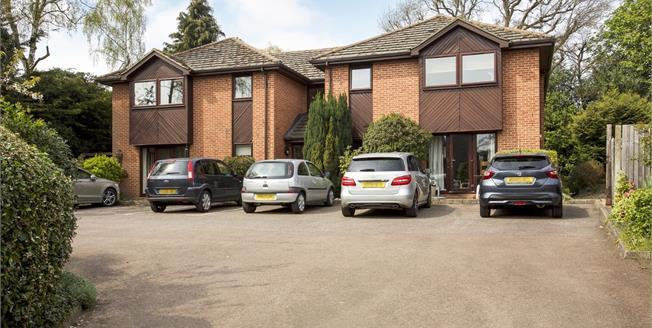 Asking Price £230,000, 1 Bedroom Flat For Sale in Lightwater, GU18