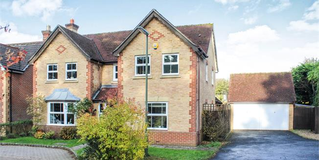 Asking Price £750,000, 4 Bedroom Detached House For Sale in Lightwater, GU18