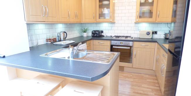 Guide Price £205,000, 3 Bedroom Terraced House For Sale in Gosport, PO12
