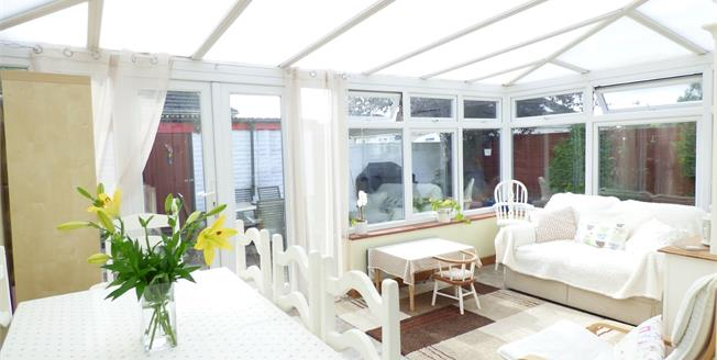 Guide Price £250,000, 3 Bedroom Semi Detached Bungalow For Sale in Gosport, PO13