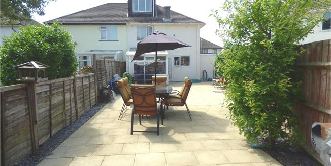 Asking Price £230,000, 4 Bedroom Semi Detached House For Sale in Gosport, PO13