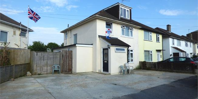 Asking Price £230,000, 5 Bedroom Semi Detached House For Sale in Gosport, PO13