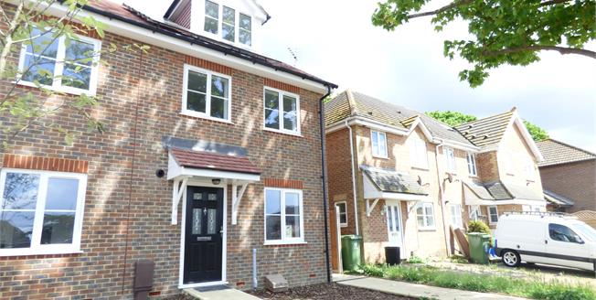 Asking Price £329,995, 4 Bedroom Semi Detached House For Sale in Portsmouth, PO6