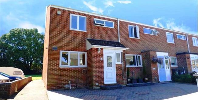 Asking Price £220,000, 3 Bedroom End of Terrace House For Sale in Gosport, PO12