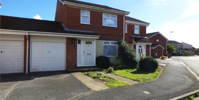 Asking Price £220,000, 3 Bedroom Terraced House For Sale in Gosport, PO13