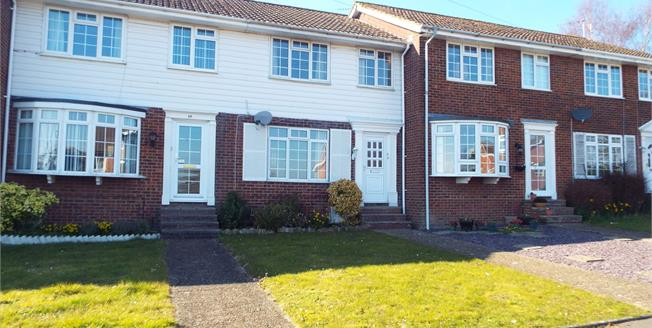 Guide Price £259,995, 3 Bedroom For Sale in Clanfield, PO8