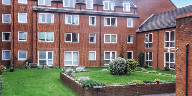 Asking Price £79,995, 1 Bedroom Flat For Sale in Waterlooville, PO7
