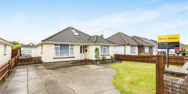 Asking Price £325,000, 3 Bedroom Detached Bungalow For Sale in Cowplain, PO8