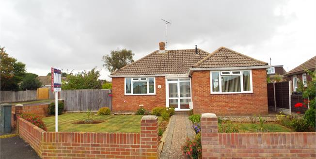Asking Price £285,000, 2 Bedroom Detached Bungalow For Sale in Waterlooville, PO7