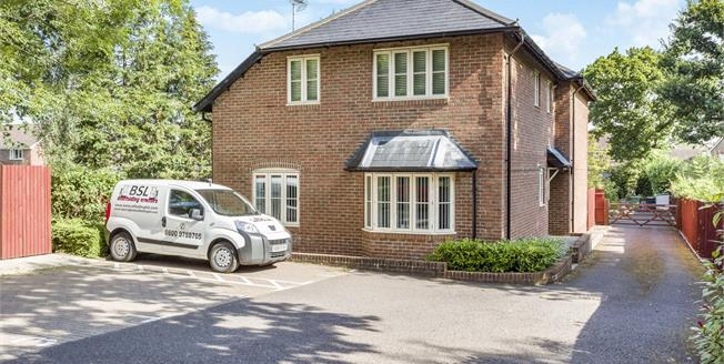 Asking Price £165,000, 1 Bedroom Flat For Sale in Denmead, PO7