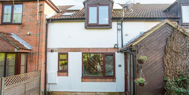 Asking Price £180,000, 1 Bedroom Terraced House For Sale in Waterlooville, PO7