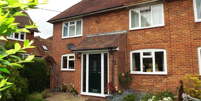 Guide Price £375,000, 4 Bedroom End of Terrace House For Sale in Bramley, RG26