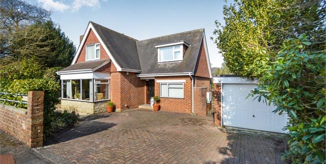 Offers Over £650,000, 3 Bedroom Detached Bungalow For Sale in Lyndhurst, SO43