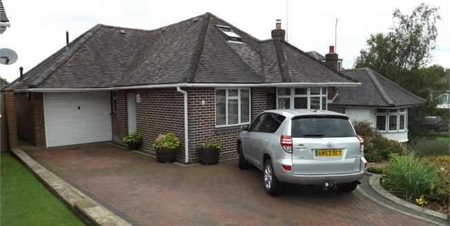 Asking Price £425,000, 3 Bedroom Detached Bungalow For Sale in Ashurst, SO40