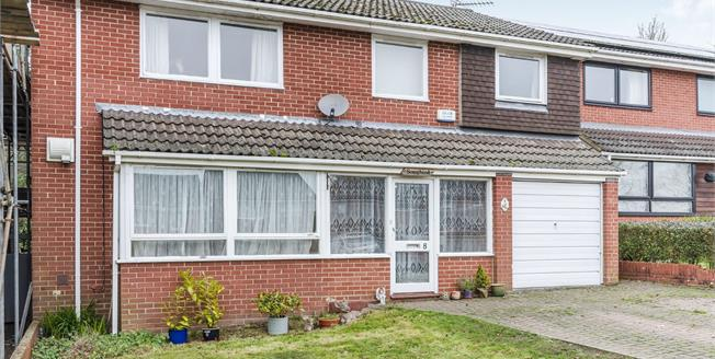 Guide Price £525,000, 5 Bedroom Detached House For Sale in Lyndhurst, SO43