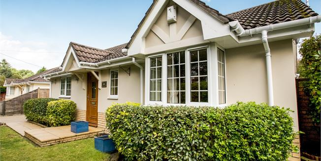 Offers Over £350,000, 3 Bedroom Detached Bungalow For Sale in St. Ives, BH24
