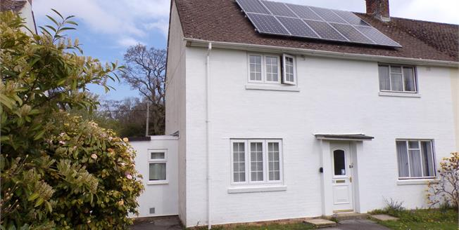 Guide Price £395,000, 3 Bedroom Semi Detached House For Sale in Burley, BH24