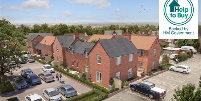 £215,000, 2 Bedroom Semi Detached House For Sale in Fordingbridge, SP6