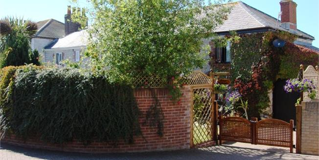 Offers in excess of £270,000, 3 Bedroom Semi Detached Cottage For Sale in Chickerell Road, DT3