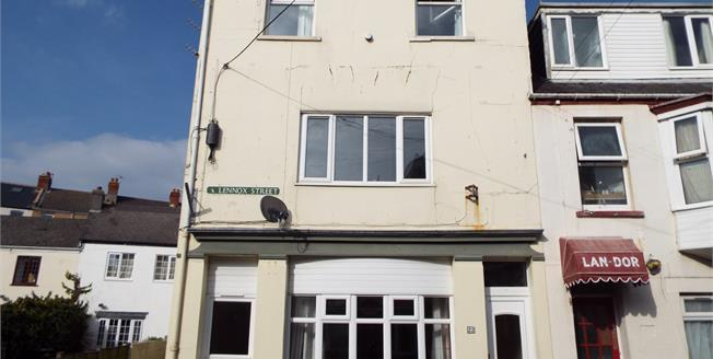 Asking Price £140,000, 2 Bedroom Flat For Sale in Weymouth, DT4